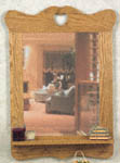 Country Mirror Woodcraft Pattern