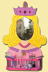 Little Princess Mirror Project Plan