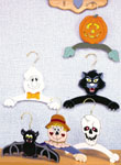 Halloween Hangers Wood Project Plans
