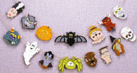 Halloween Garland Woodcraft Pattern