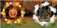 Halloween Whirligigs Wood Project Plan