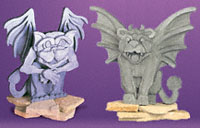 Gargoyle Combo Woodcraft Patterns