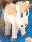 Layered Unicorn Woodcraft Pattern
