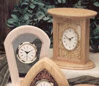 Deco-Fill Wooden Clocks Pattern Set #1