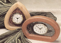 Deco-Fill Wooden Clocks Pattern Set #2