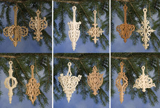 Elegant Ornaments Pattern Set #5