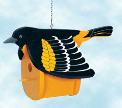 Baltimore Oriole Birdhouse Wood Pattern