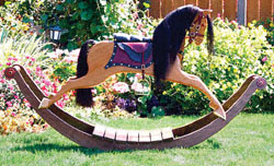 Scroll Saw Woodworking & Crafts - Moonlight Stallion