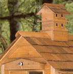 Garden Shed Accents Woodworking Plans