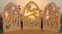 Nativity Votive Pattern Set