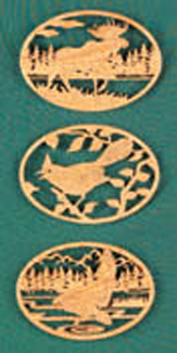 Wildlife Inserts/Plaques Project Patterns
