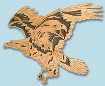 Nature's Majesty - Bald Eagle Project Pattern