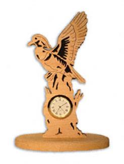 Clocks Weather Stations Wood Duck Mini Clock Project Pattern