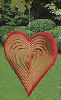 Heart-A-Flutter Wind Whirler Project Pattern