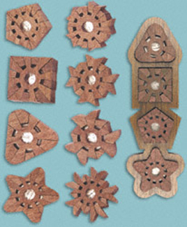 Coin Puzzle Box Set Project Patterns