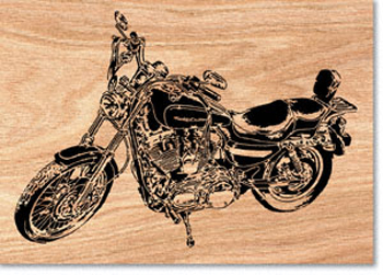 The Sportster Project Pattern