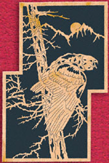 Bald Eagle Staggered Project Pattern
