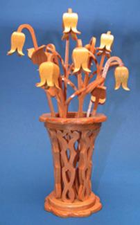 Mini Bells & Vase Compound Cut Project Patterns