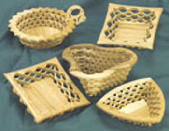 Decorative Baskets #2 Project Pattern