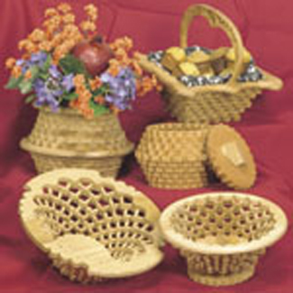 Decorative Baskets #3 Project Patterns