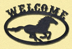 Western Welcome Project Pattern