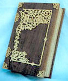 Bible Box Project Pattern