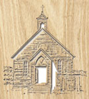 Old Prairie Church Project Pattern