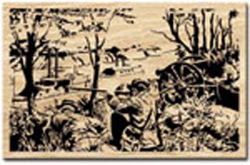 Ambush at Shiloh Project Pattern