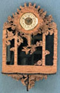 Hummingbird Clock & Mirror Project Pattern
