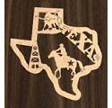 Texas Ornament Project Pattern