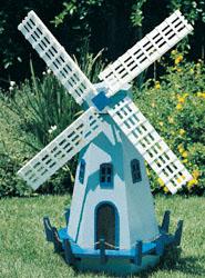 Small Windmill Plans Woodcraft Pattern