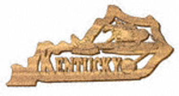Kentucky Plaque Project Pattern