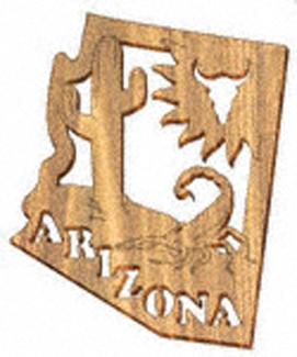 Arizona Plaque Project Pattern