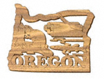 Oregon Plaque Project Pattern