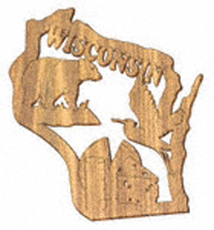 Wisconsin Plaque Project Pattern