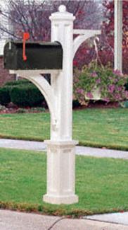 Mailbox Planter Hanger Woodcraft Pattern
