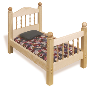 Doll Bed Pattern