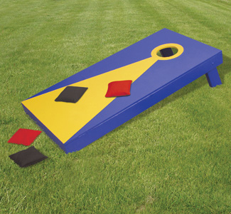 Bean Bag Toss Game Woodcraft Pattern