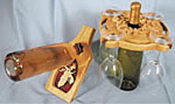 Grapes Wine Bottle Holder Project Pattern