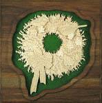 Winter Wreath Project Pattern