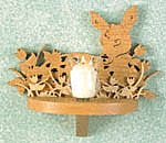 Fawn Sconce Project Pattern