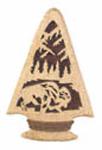 Arrowhead - Buffalo Project Pattern