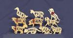 Puzzles - Barnyard Animals Project Patterns