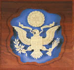 United States Seal Project Pattern