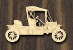1908 Ford Model T Project Pattern