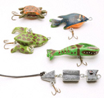 Fishing Lures Set #1 Project Patterns