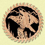 Majestic Eagle Circular Saw Project Pattern