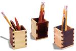 Pen & Pencil Boxes Project Patterns