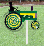 Tractor Whirly Wheelz Project Pattern