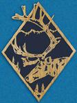 Caribou Diamond Project Pattern